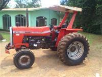 Trator Massey Ferguson 275 4x2 ano 86