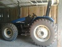 Trator Ford/New Holland TL85 4x4 ano 01