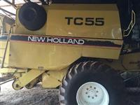 NEW HOLLAND TC55....SUPER OFERTA!