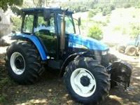 Trator Ford/New Holland TS6040 4x4 ano 12