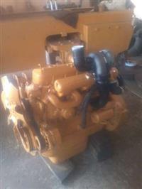 Motor OM 366 turbo