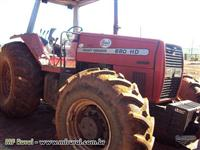 Trator Massey Ferguson 680 Advanced 4x4 ano 05