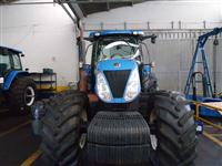 Trator Ford/New Holland T 7060 4x4 ano 11