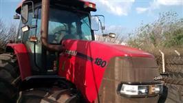 Trator Case Maxxum 180 4x4 ano 10