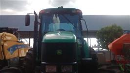 Trator John Deere 6180 J 4x4 ano 11