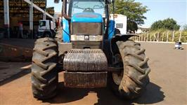 Trator Ford/New Holland TM 7010 4x4 ano 10