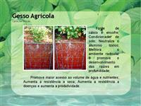 Gesso Agrícola - Atendemos todo Brasil - Aumente sua produtividade