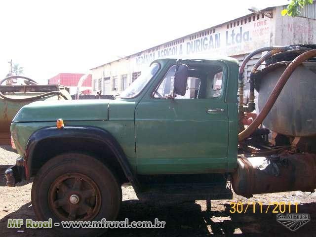 Caminhão  Chevrolet D 60