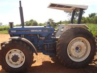Trator Ford/New Holland 7630 4x4 ano 99