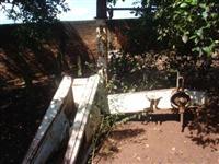 Forrageira ensiladeira Jumil corta milho sorgo capim p/ Massey Merguson Ford