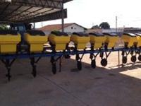 Distribuidor adubador plantio direto 6 linhas piccin serve trator ford masey out