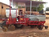 Plantadeira case 12 linhas plantio direto completa eletrônico p/ Massey Ford new