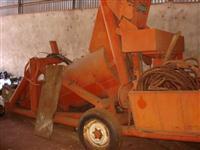 Colhedora recolhedora axial penha rubi 2 P/ trator Massey Ford john deere