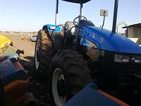 Trator Ford/New Holland TL 85 4x4 ano 11
