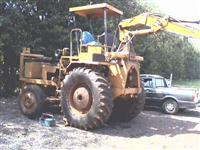 Trator Carregadeiras cbt 4x2 ano 05