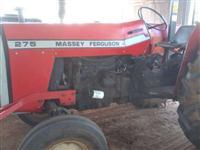 Trator Massey Ferguson 270 4x2 ano 79