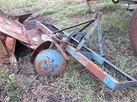 Grade fazer lera terraço baixo discos chassi p/trator massey Ford John Deere bat