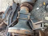 Engrenagem pinhão coroa corneta Valtra  BH 160 180 bomba hidráulica