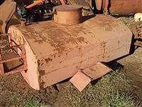 Tanque p/deposito água próprio a ser colocado caminhão 1000 L registro agrícola