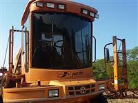 Pulverizador Jacto Uniport 4x4 ano 2004 L 3000 barras 24 mts p/ canavieiro soja