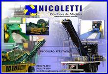 NICOLETTI PICADORES DE MADEIRAS