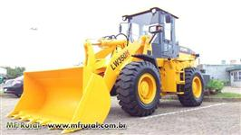 Pa Carregadeira Ccmg 1,7m³ Lw 350h - Motor Cummins