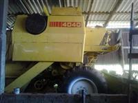 Colheitadeira NH 4040 boa de m�quina