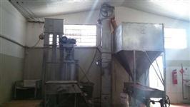 Máquina para produzir colorau - 180 kg a cada 40 min