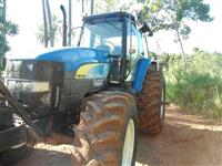Trator Ford/New Holland TM 7020 4x4 ano 09