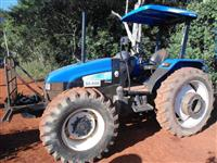 Trator Ford/New Holland TL 85 4x4 ano 10