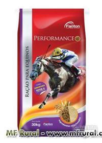 Ração Performance de Alto desempenho c/ fator Anti Carrapato e c/ Gama Orizanol