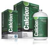 Calcion Solução Injetável de Cálcio, Fósforo, Magnesio, Sódio e Dextrose