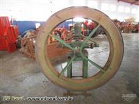Roda DAgua  com Bomba
