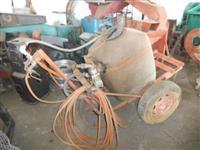 Tanque Pulverizador para trator Agrale e Yanmar