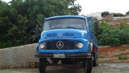Caminhão  Mercedes Benz (MB) 1113  ano 72