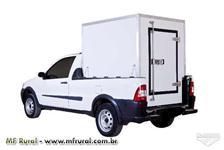 Baus carga seca, isotermicos e frigorificos para veículos leves