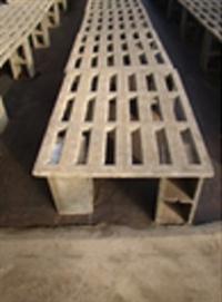 Bloco de Concreto para Bancada - 39x19x19cm