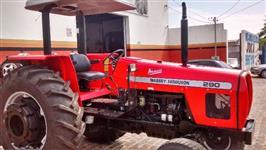 Trator Massey Ferguson 290 4x2 ano 02
