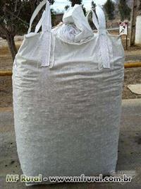 BIG BAGS 90X90X1,30 C/V HIGIENIZADOS OU SUJOS