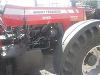 Trator Massey Ferguson 292 4x4 ano 08