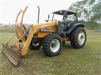 Trator Valtra/Valmet BM 125 LAMINA 4x4 ano 10