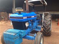 Trator Ford/New Holland 6610 4x2 ano 91