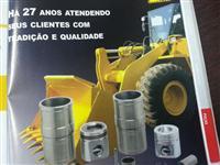 EIXO MOTONIVELADOR RG 170B GRAZIANO