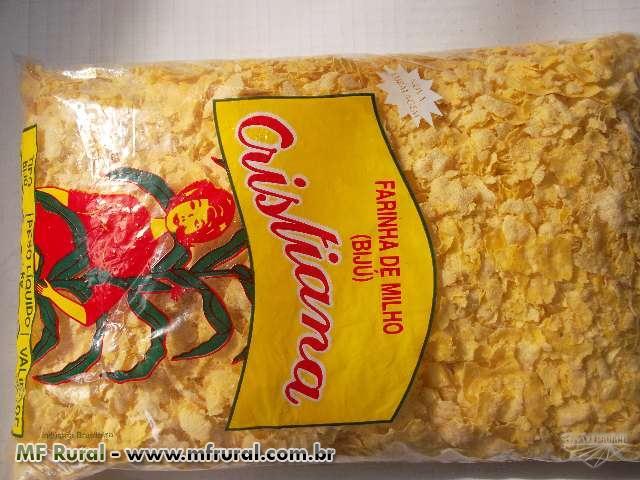 Farinha de Milho Grossa Vendo Farinha de Milho p/