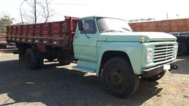 Caminhão  Ford F Curto  ano 85