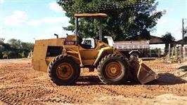 Trator Carregadeiras new holand 4x4 ano 02