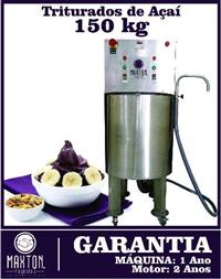 Triturador de Açaí 150 kg