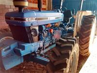 Trator Ford/New Holland FORD 6610 4x4 ano