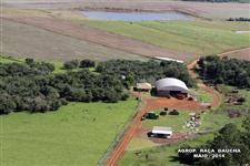 Fazenda 195,5 hectares de frete para Br 522 em Joia RS
