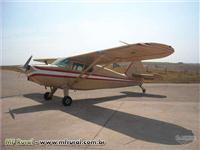 Avião Stinson Voyager 108-2 ( 04 lugares), concluído em 2010 Lindo47